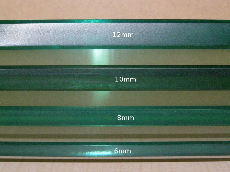 Kalené sklo 10mm cena
