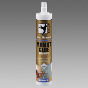 Den Braven MAMUT GLUE High tack 290ml - bílý